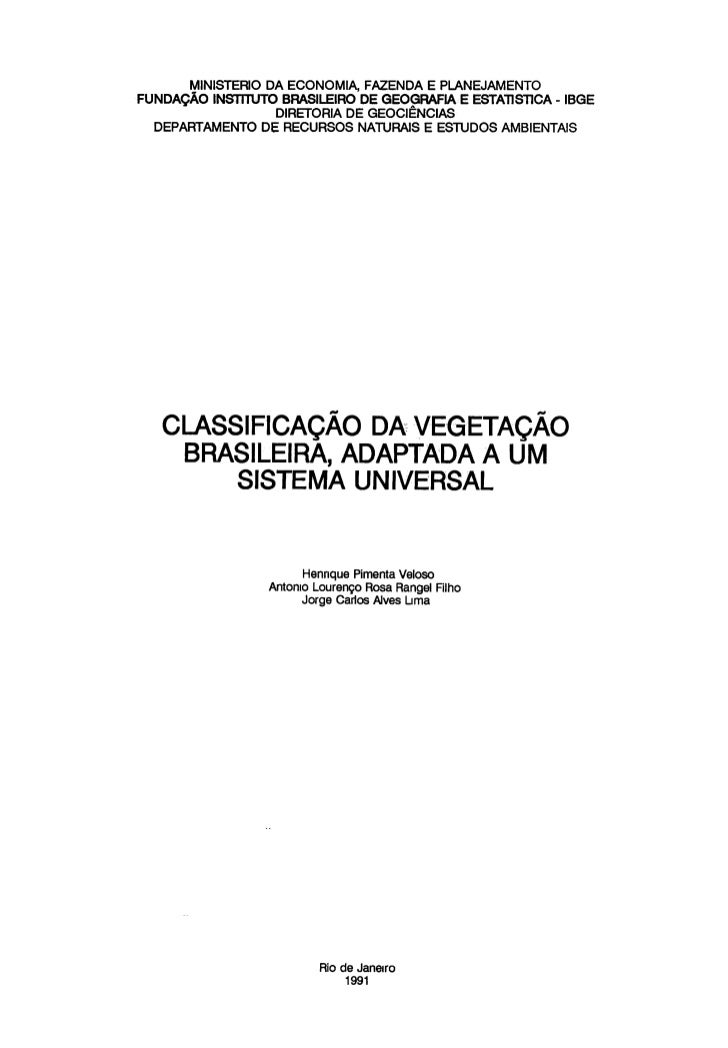 MINISTERIO DA ECONOMIA, FAZENDA E PLANEJAMENTOFUNDAÇÃO INSTITUTO BRASILEIRO DE GEOGRAFIA E ESTAMST1CA - IBGE              ...