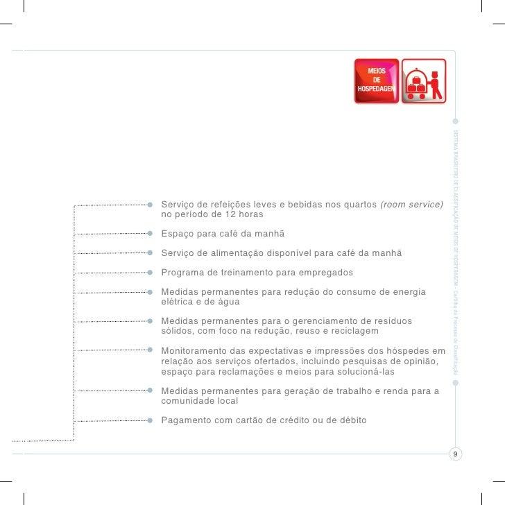 CATEGORIA                 Serviço de recepção aberto por 24 horas                 Serviços de mensageiro no período de 18 ...