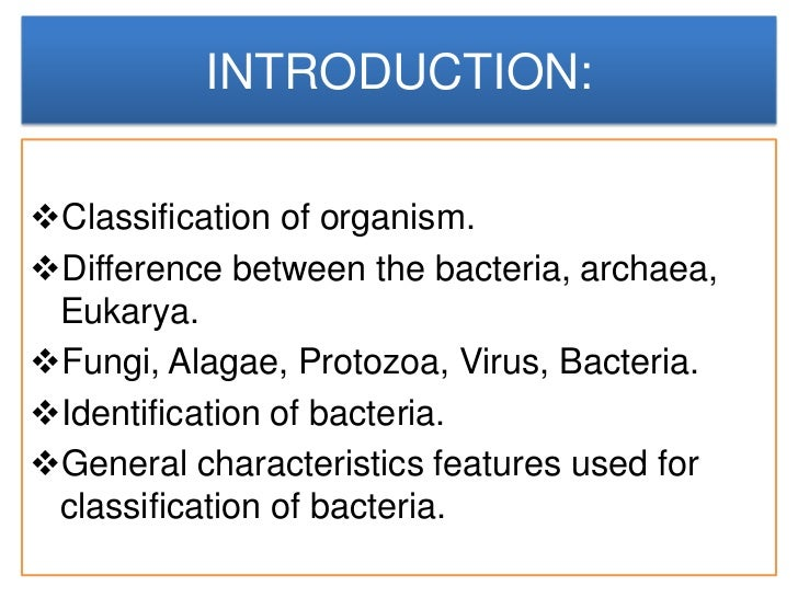 Difference between Bacteria, Virus and Fungi