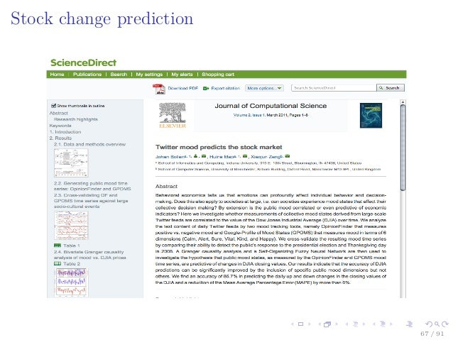 A research on sentiment analysis and classification