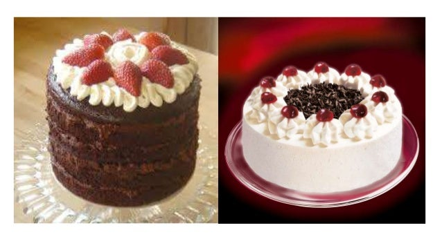 Classification of Cakes