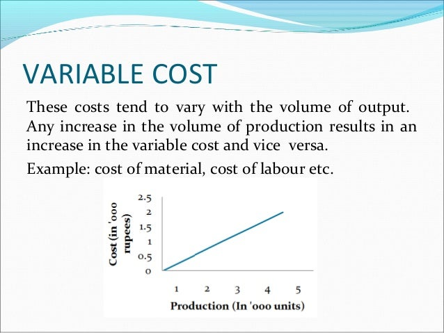 Variable, fixed and mixed (semi-variable) costs explanation and.