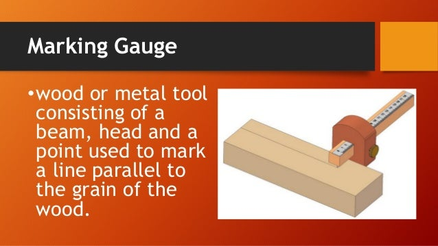 Classification Of Hand Tools Part 1