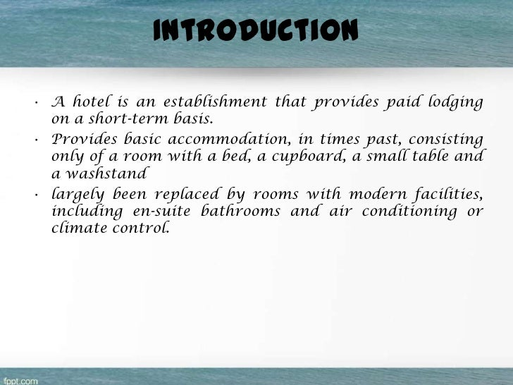 classification of lodging establishment A guide to our terminology   an indoor or outdoor waterpark resort with a lodging establishment  location type - property classification driven by.