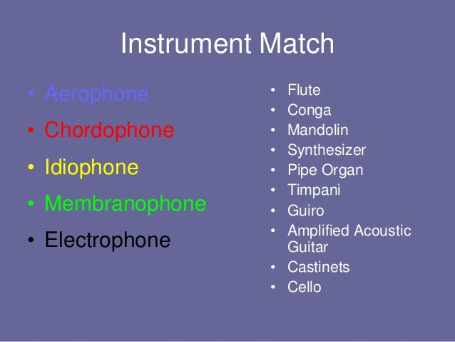 Worksheets 4 Classification Of Musical Instruments classification of instruments instrument