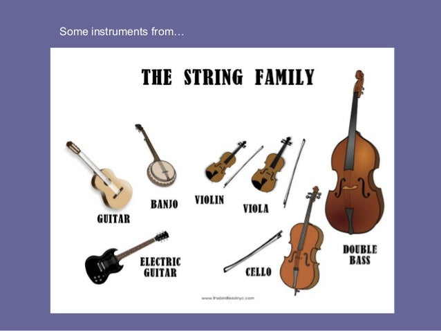 Woodwind family instruments woodwind family - Classification Of Instruments
