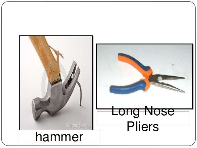 hammer Long Nose Pliers