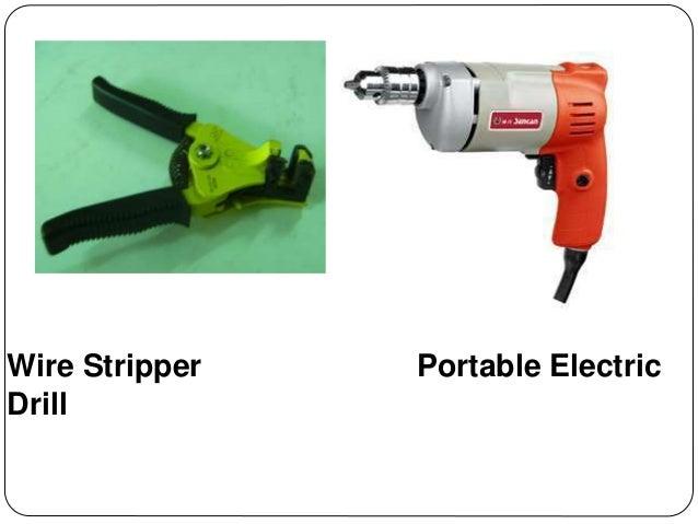 Wire Stripper Portable Electric Drill