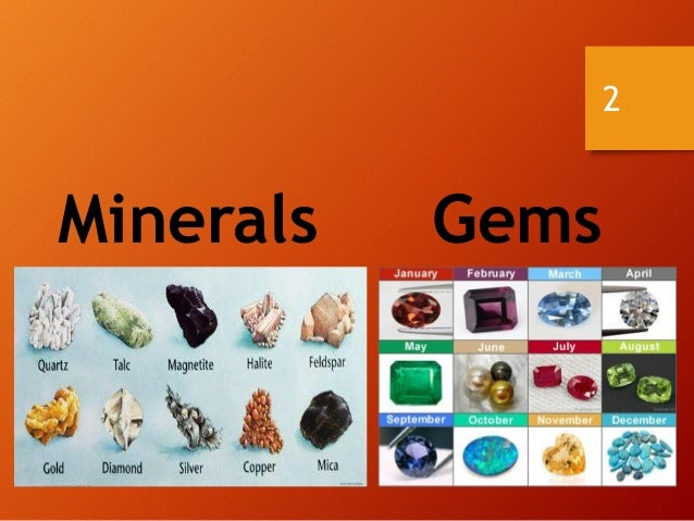 Classification of Rocks Slide 2