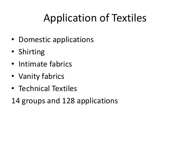 what does functional mean in textiles