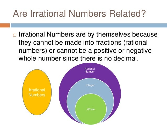 Diagram Of Irrational Numbers Residential Electrical Symbols