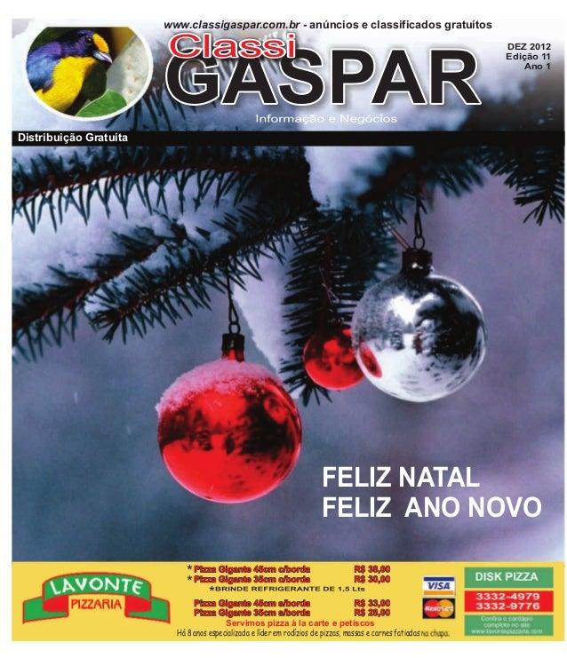 www.classigaspar.com.br - anúncios e classificados gratuítos                        Classi                                ...