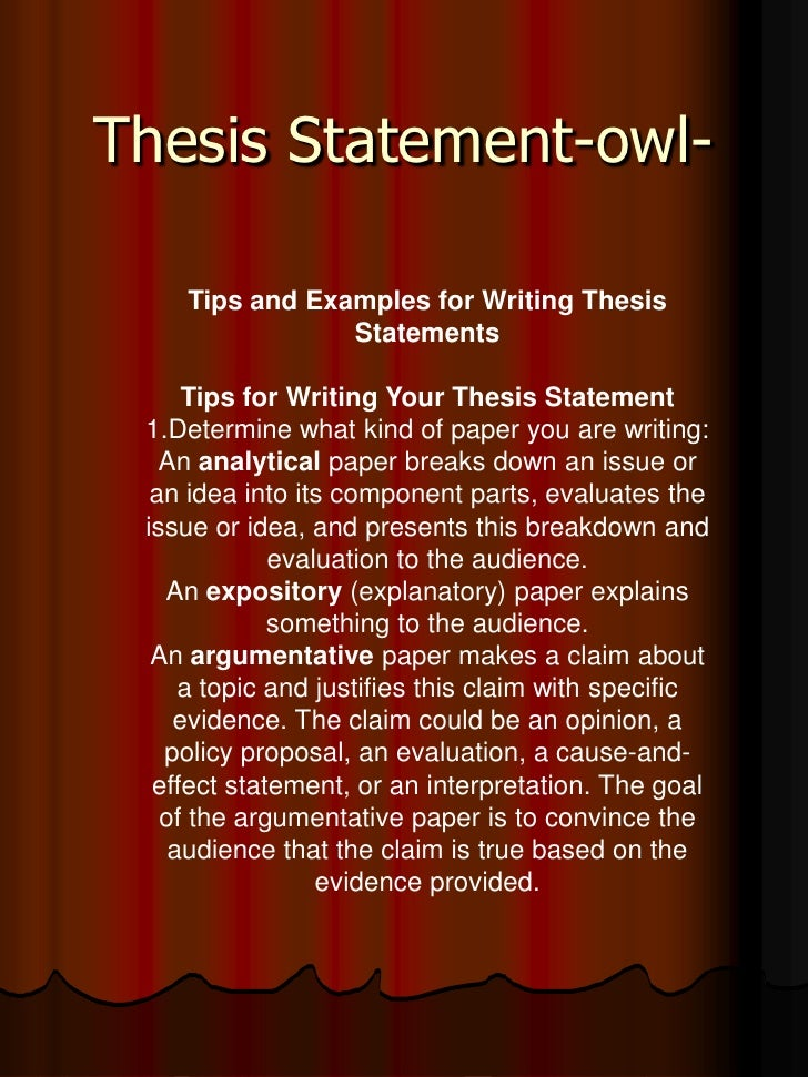 leo thesis statement A thesis statement should be at least somewhat controversial if most people agree with the point made in your essay, then the essay is rather useless to write in the first place.