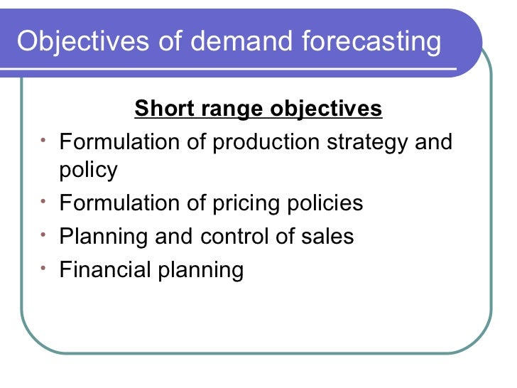 forecasting notes Forecasting is a decision-making tool used by many businesses to help in budgeting, planning, and estimating future growth.