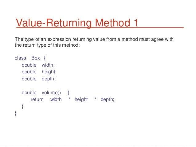 object class in java pdf