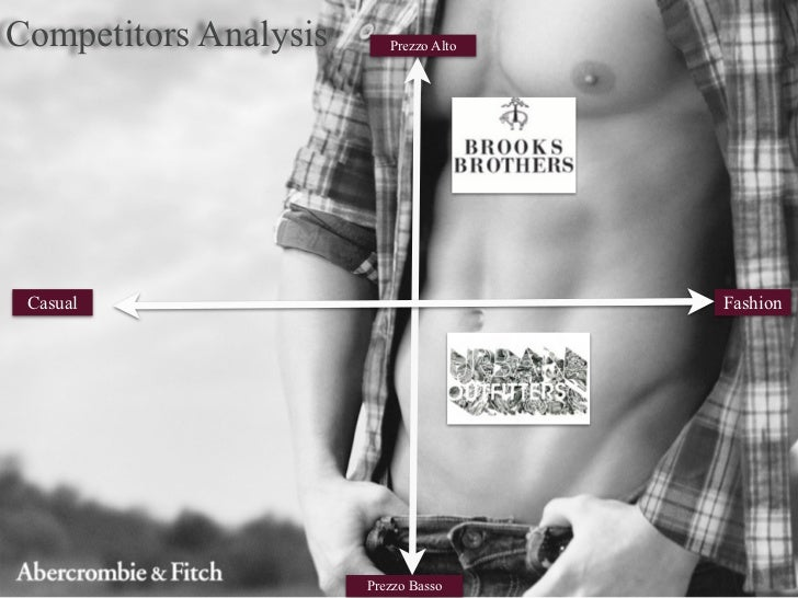 swot of abercrombie Abercrombie & fitch company profile - swot analysis: after sales and profit decline over the review period, mainly due to increasing competition from.