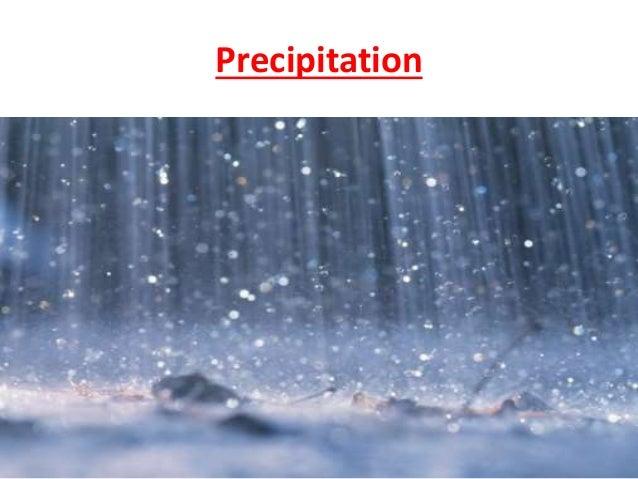 presentation on precipitation based on remote sensing