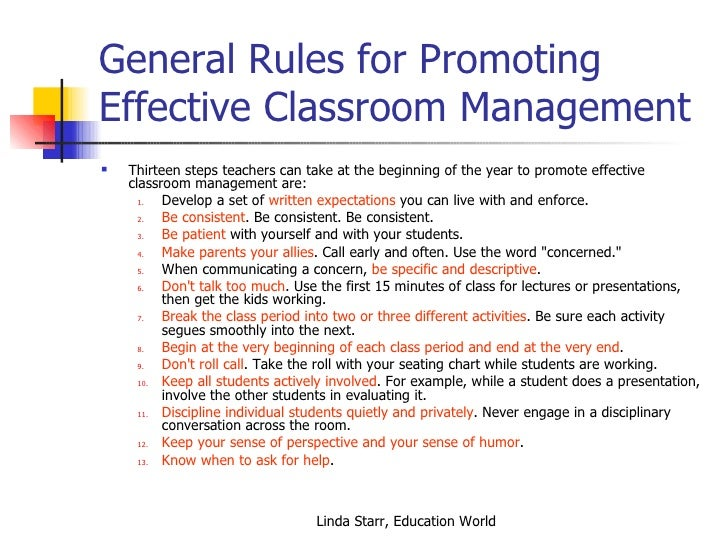 Classroom Management: Tools And Pitfalls From Real Hebrew School Clas…