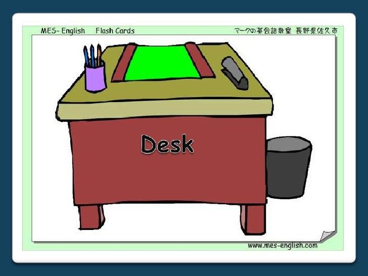 Computer Classroom Desk