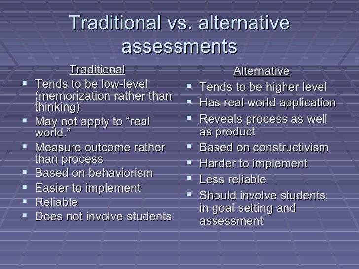 Traditional Vs. Non-Traditional Student Issues&nbspResearch Paper