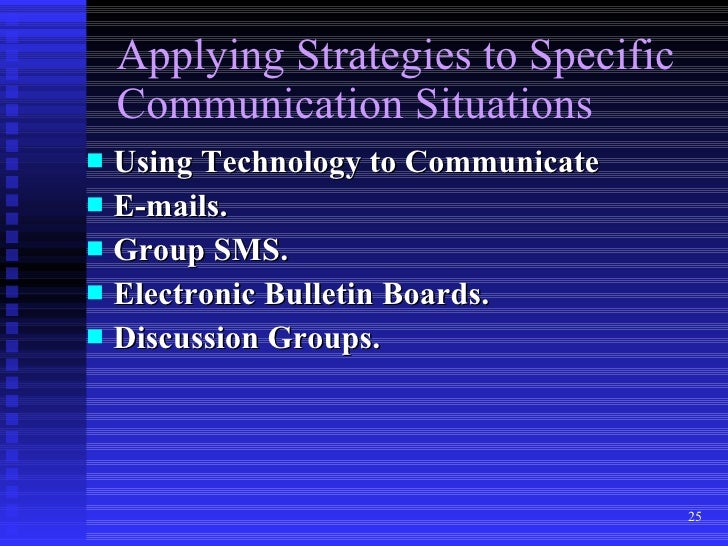 communication in the class room Techniques and strategies for inproving your communications skills with teachers  and in the classroom.