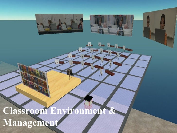 Classroom Environment & Management