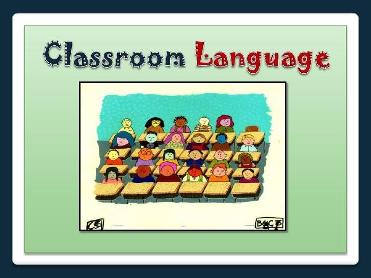 ClassroomLanguage<br />