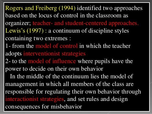 Classroom Design And How It Influences Behavior ~ Classroom management