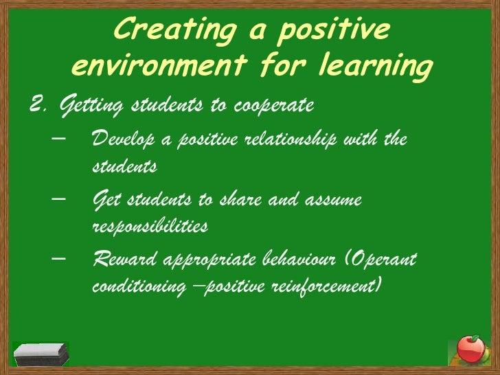 Seven Strategies for Building Positive Classrooms