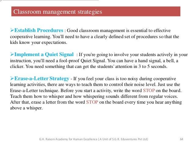 Essay on managing individual behavior bringing