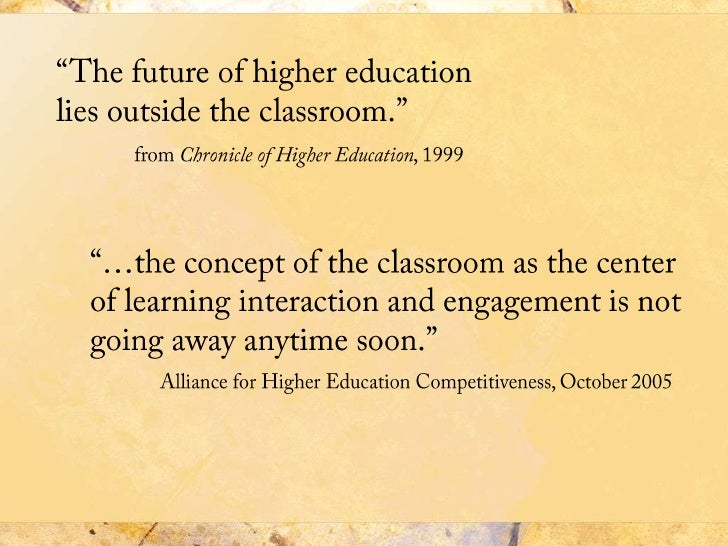 Classroom Of The Future Slide 3