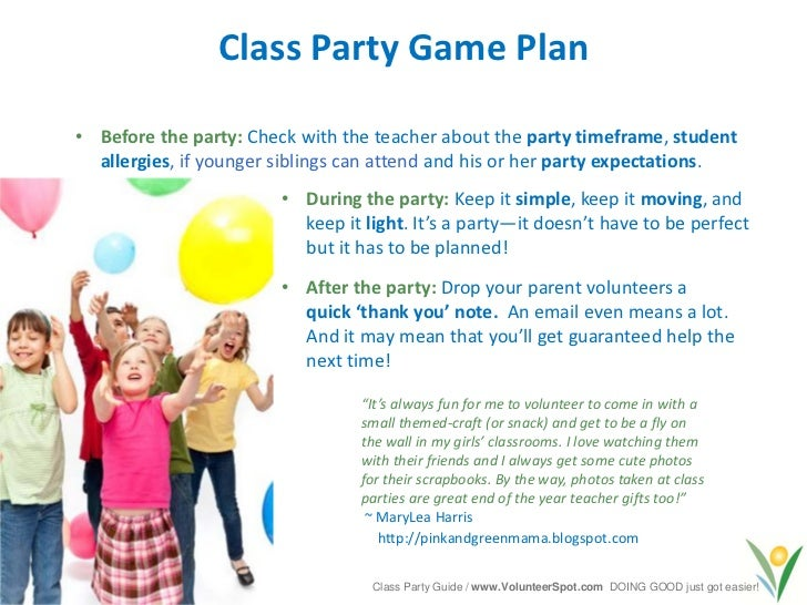 Second Grade Christmas Party Ideas Part - 32: 5. Class Party ...