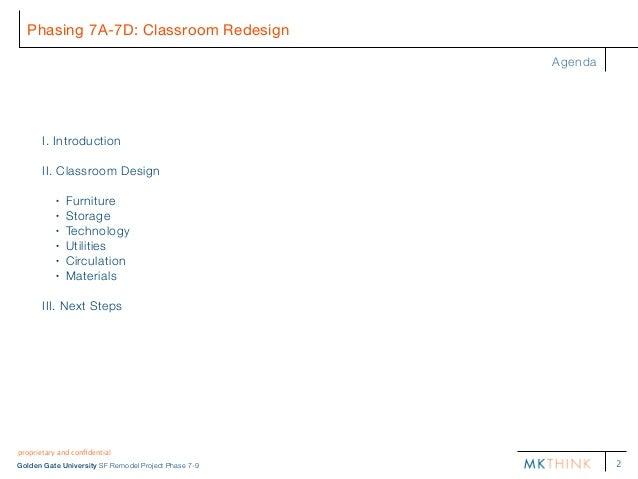 Classroom redesign 130225