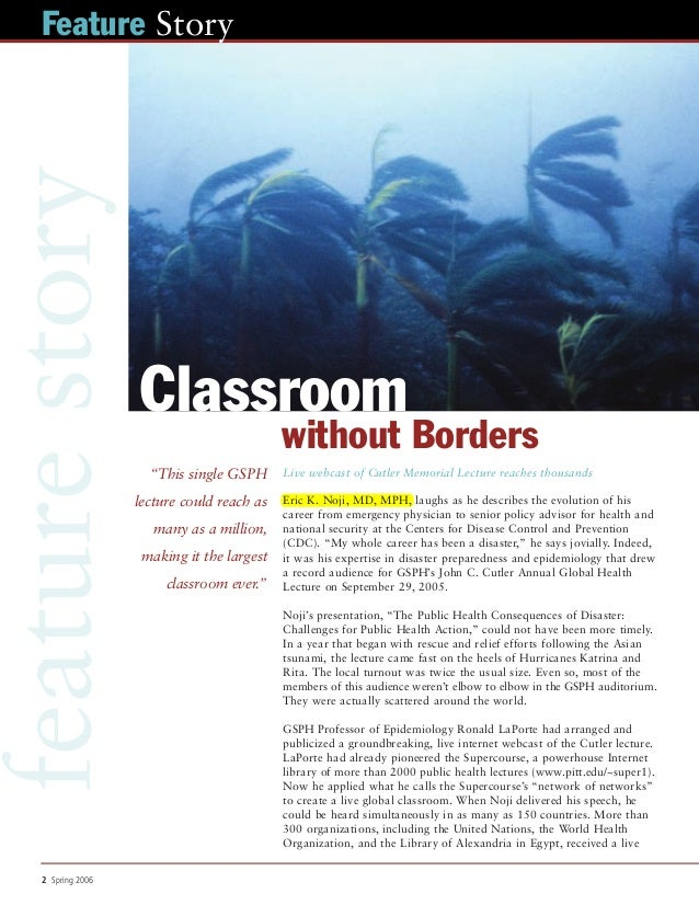Feature Storyfeature story                     Classroom                                             without Borders      ...