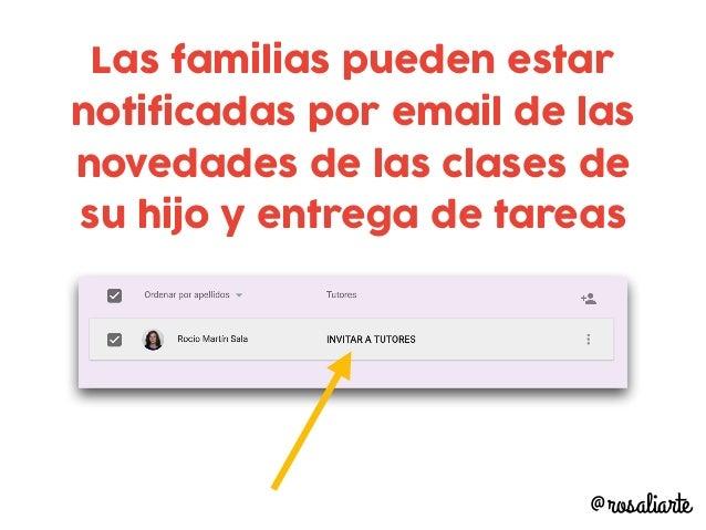 Podrán configurar las notificaciones semanalmente, a diario o ninguna @rosaliarte