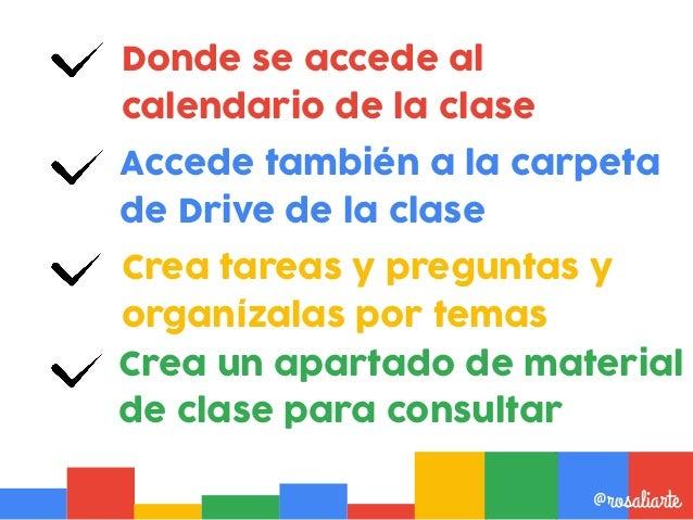 Asigna tareas al alumnado con fecha de caducidad y notas @rosaliarte Puedes tener conversación privada con el alumnado Pue...