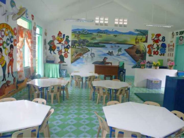 Deped Standard Classroom Design : Classroom structuring for kindergarten