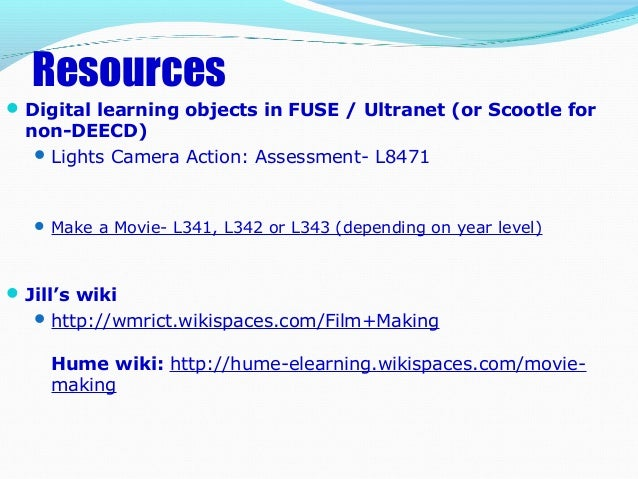 sfx homework wikispaces