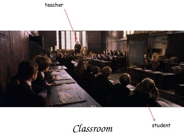 Classroom voc harry potter Slide 2
