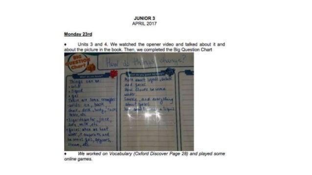 Classwork 23 26 april