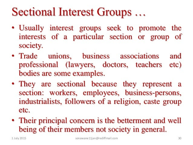"""interest groups 5 essay In the research paper """"interest groups and political parties"""" the author defines interest groups in political terms as a collection ofindividuals."""