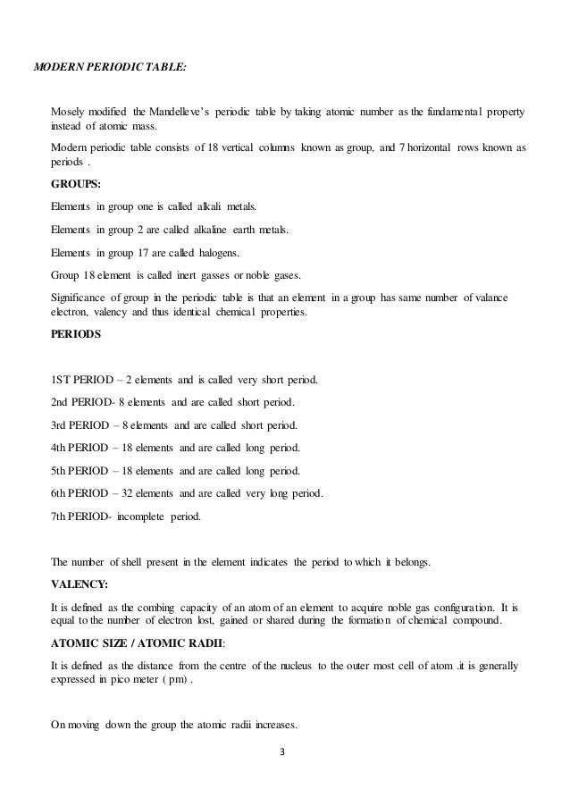 Periodic table periods and groups of long form of periodic table periodic table periods and groups of long form of periodic table class x science study urtaz Gallery