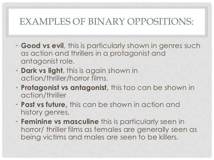 levi strauss binary opposition pdf