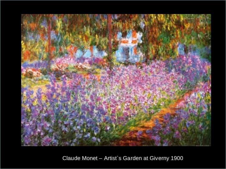 Claude Monet Parte 1