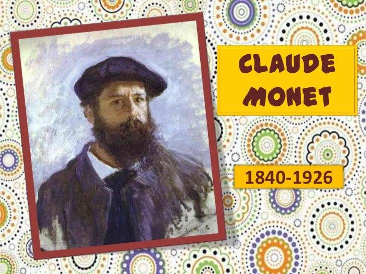 ClaudeMonet1840-1926
