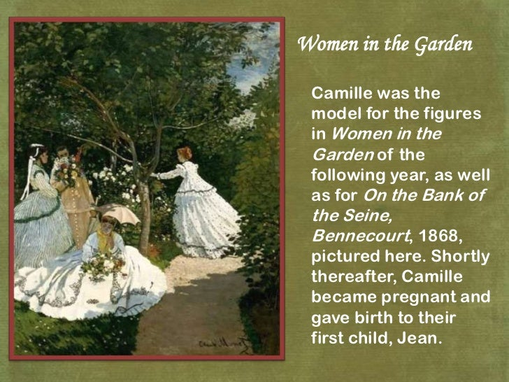 Good Women In The Garden ...