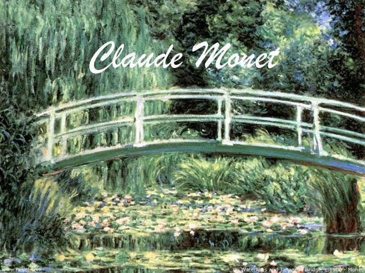 Claude Monet<br />