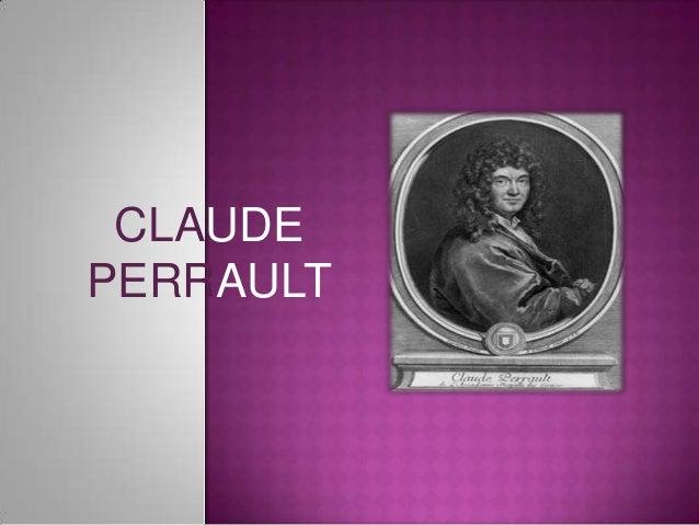 CLAUDE PERRAULT