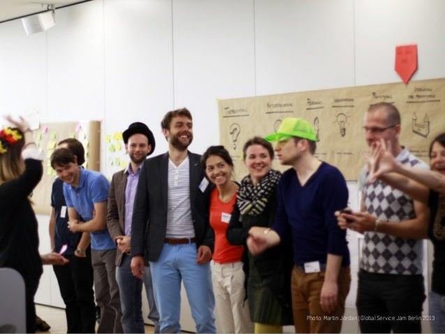 Photo: Martin Jordan   Global Service Jam Berlin 2013