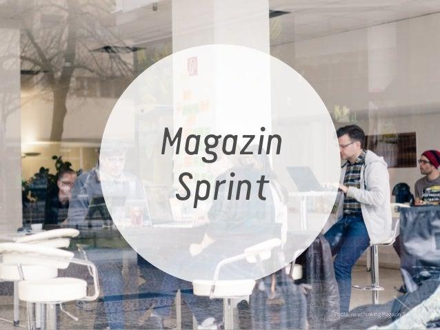 Photo: newthinking Magazin Sprint 2013